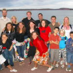 25 ex-PY's from nine countries, including Japan, Costa Rica, Bahrain, Spain and Turkey, united on the Åland Islands during four summer days in August 2011.