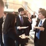 Shahyan och Roger pratar om likheter mellan Japan och Sverige