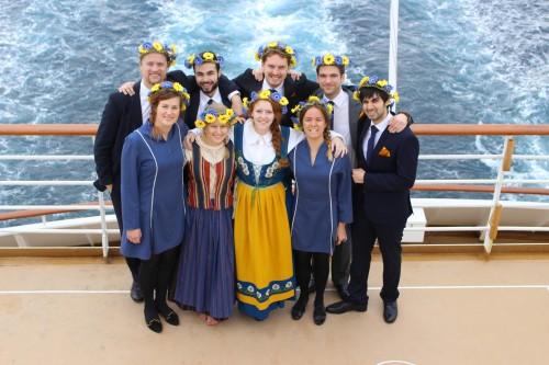 Swedish Delegation to GLDP (SWY26); Per Örlander, Anna Bengtsson, Paul de Font-Reaulx, Sofia Jagbrant, Anna Rydborg, K-G Eriksson, Sara Jonsson, Robert Cedermark and Shahyan Khan.